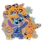 Stitch 'Up to No Good' Pin