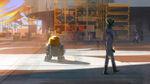 The Forgotten Droid Concept Art 19