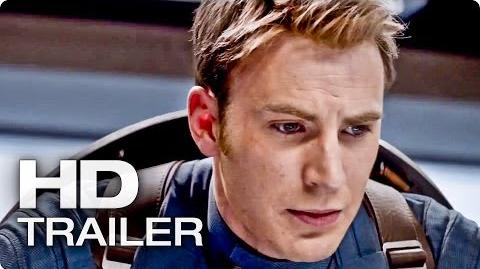 The Return Of The First Avenger - Trailer
