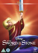 The Sword in the Stone DVD