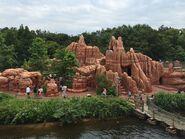 Tokyo Disneyland Castle Rock