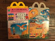 1990-McDonalds-Disney-THE-RESCUERS-DOWN-UNDER-HAPPY- 57