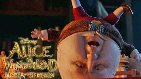ALICE IM WUNDERLAND Hinter den Spiegeln - Der Eimann - Ab 26. Mai im Kino Disney HD