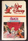 Alice in Wonderland 1981 VHS