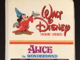 Alice in Wonderland (1951 video)