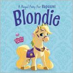Blondie Palace Pets Book
