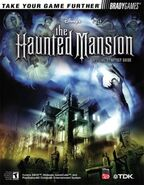 BradyGames Haunted Mansion Strategy Guide