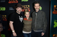 Dave Filoni Ashley Eckstein Simon Kinberg SWRebels