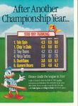 Disney Afternoon 1991 Printed Ad 2