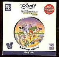 Disney classics wdw quest magical racing tour
