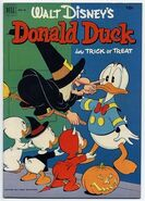 Donald Duck in Trick or Treat
