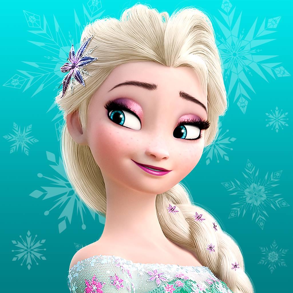 Image Frozen Fever Elsa Icon Jpeg Disney Wiki Fandom