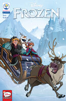 Frozen issue 3