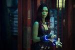 Gamora in Cuffs
