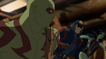 Guardians of the Galaxy Ultimate Spider-Man 1