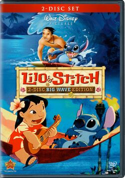 Lilo&Stitch2-DiscBigWaveEditionDVD