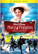 Mary Poppins 2009 Dutch DVD