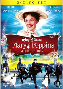 Mary Poppins 2009 Dutch DVD