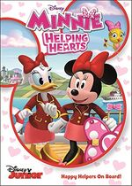 Mickey and the Roadster Racers Minnie's Helping Hearts DVD