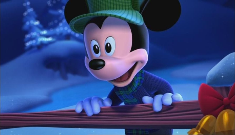 mickey in twice upon a christmasjpg - Mickey Twice Upon A Christmas