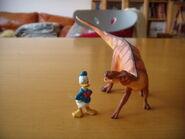 Paperino e l'anatosauro