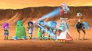 Scavengers of Mars 1