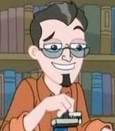 Sherman Smiling