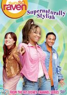 That's So Raven Supernaturally Stylish VHS