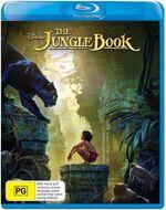 The Jungle Book Live Action 2016 AUS Blu
