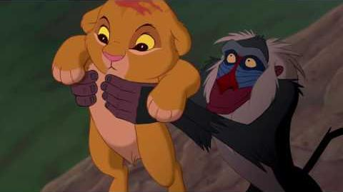The Lion King Circle of Life Montage