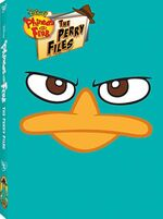 The Perry Files DVD Cover