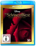 Beauty and the Beast 2015 Germany 3D Blu-Ray