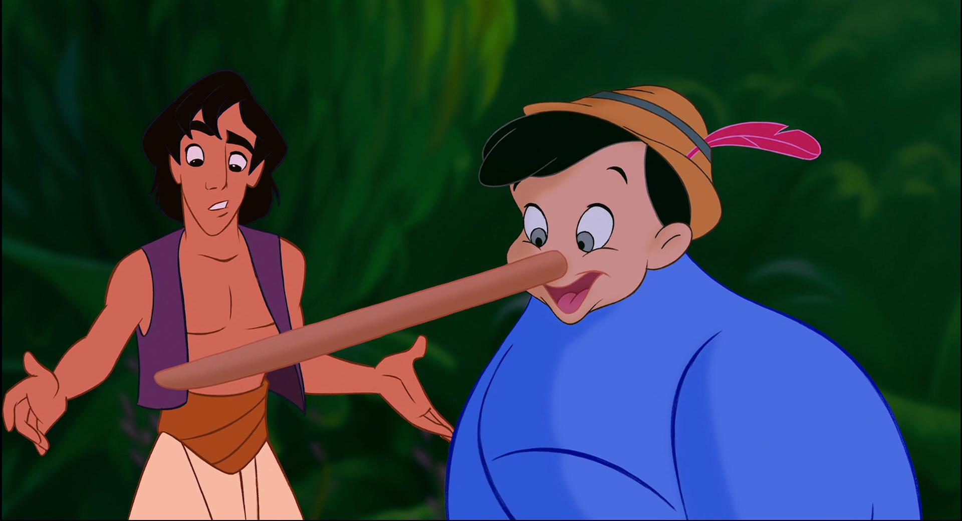 Genies Impressions Disney Wiki Fandom Powered By Wikia