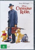 Christopher Robin 2018 AUS DVD
