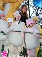 Debby-Ryan-Macys-Parade-Performance