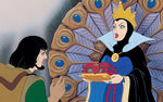 Disney Princess Snow White's Story Illustraition 3
