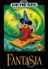 Fantasia Genesis game cover