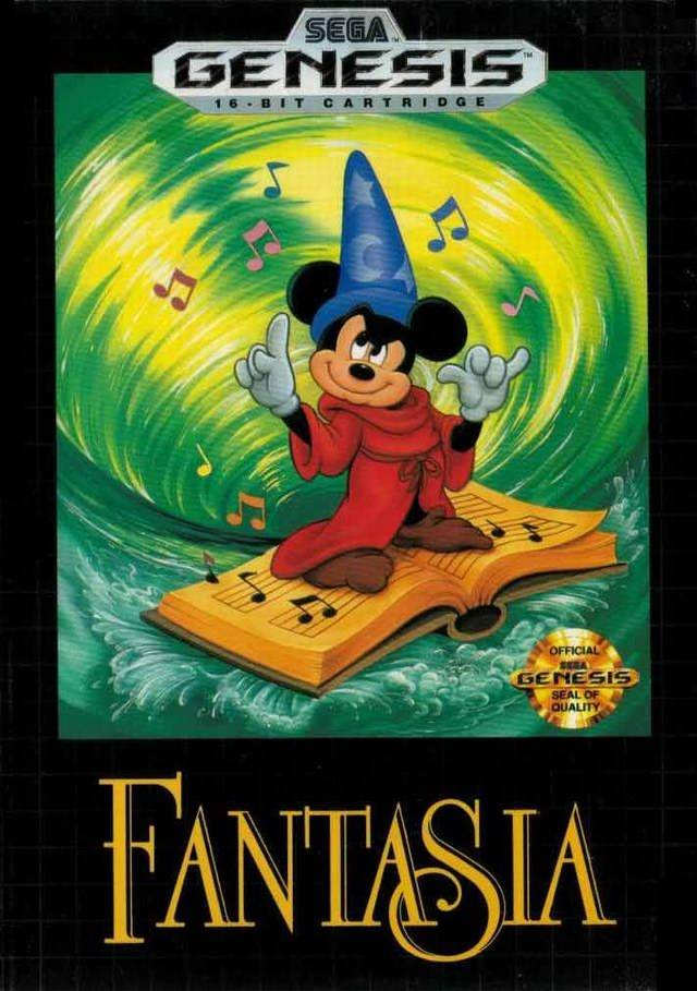 fantasia video game disney wiki fandom powered by wikia