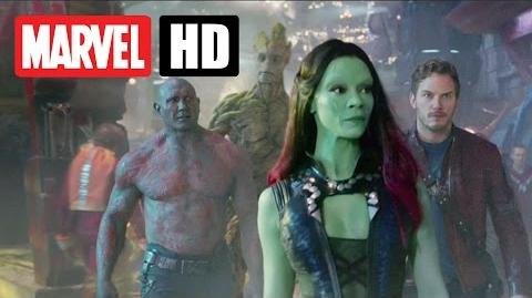GUARDIANS OF THE GALAXY - Offizieller Trailer 1 Deutsch German - Marvel HD