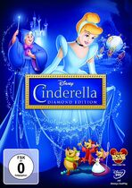 German Cinderella 2012 DVD