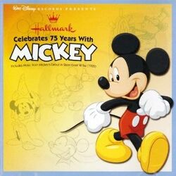 Hallmark Celebrates 75 Years with Mickey