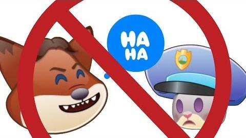 Judy's Journey As Told By Emoji Bullying Prevention Disney