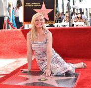 Kirsten Dunst Hollywood Walk of Fame