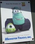 Monster Trucks Inc. Poster