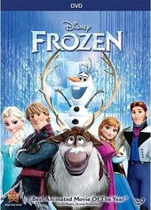 My Frozen DVD