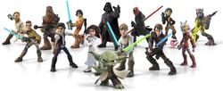 PersonajesStarWars DisneyINFINITY3