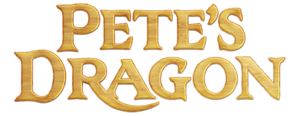Pete's Dragon 2016 logo