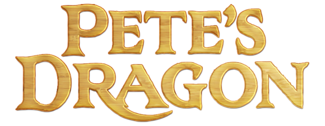 File:Pete's Dragon 2016 logo.png