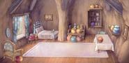 Pooh's Room (Art)