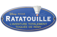 Ratatouille ride logo